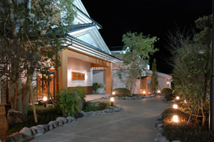 手賀沼観光リゾート天然温泉満天の湯